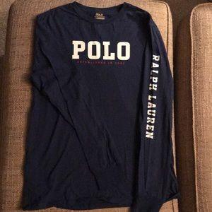 Boy's Polo long sleeve top